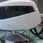 Пилотажный тренажер самолета SSJ 100 готов к обучению российских пилотов
