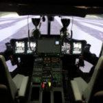 Полнопилотажный тренажер нового вертолета EC175 прошел сертификацию