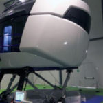 Полнопилотажный тренажер Sukhoi Superjet 100 получил сертификат EASA