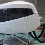 Thales сделала первый тренажер FFS для Sukhoi Superjet 100