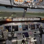 """У """"Аэрофлота"""" появился полнопилотажный тренажер для Boeing 737"""