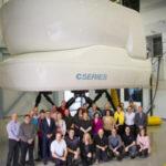 В Европе, США и Канаде сертифицировли полнопилотажный тренажер для CS100