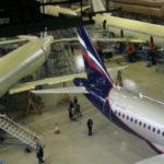 Введен в эксплуатацию производственный тренажер самолетов Sukhoi Superjet 100